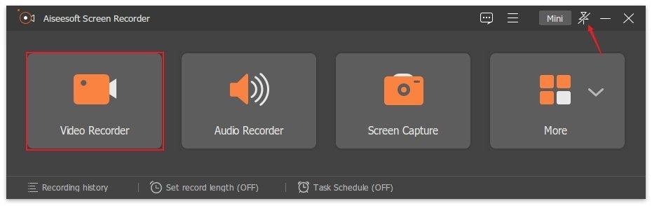 Set Screen Recorder to Record Streaming BBW fucking Show
